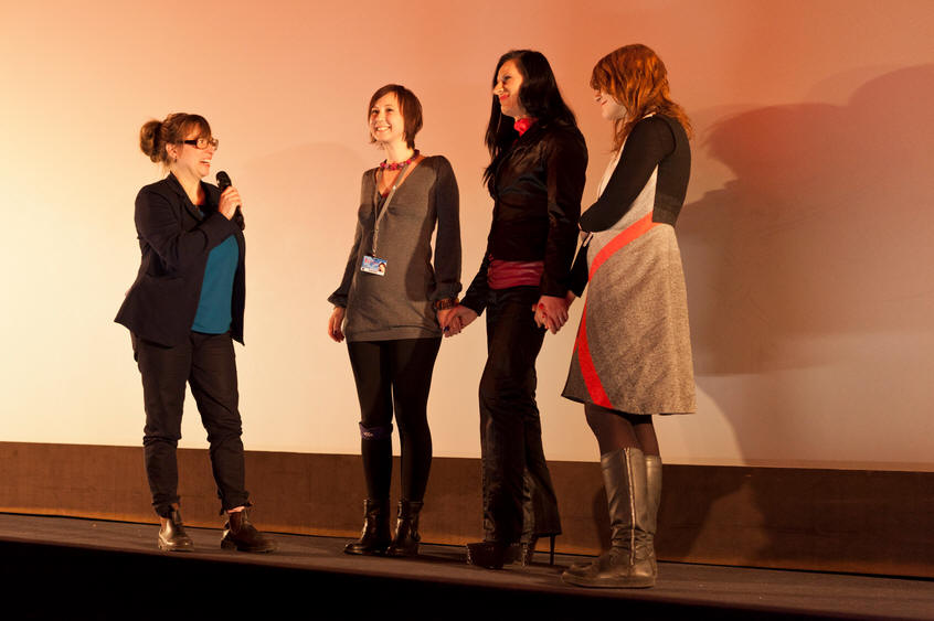 When i was a boy, I was a girl (2013) -- Berlinale