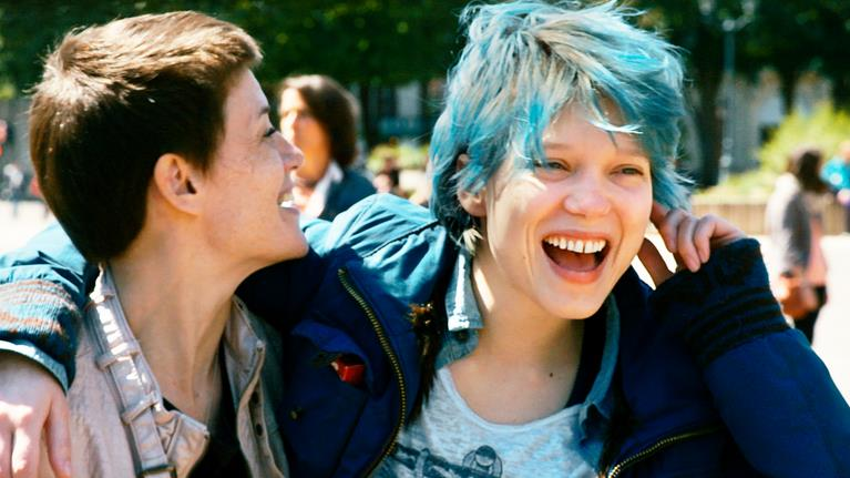 Blue is the warmest color -- Still4