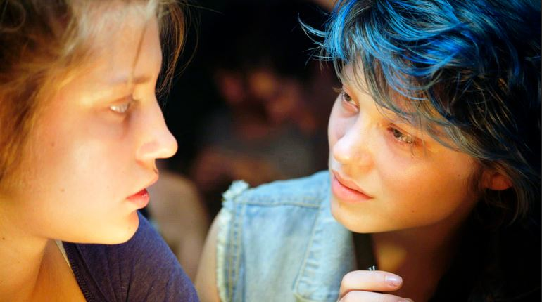 Blue is the warmest color -- Still1