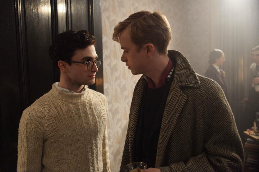 Kill your Darlings -- Still2 -- Daniel Radcliffe‬ + ‪‎Dane DeHaan‬
