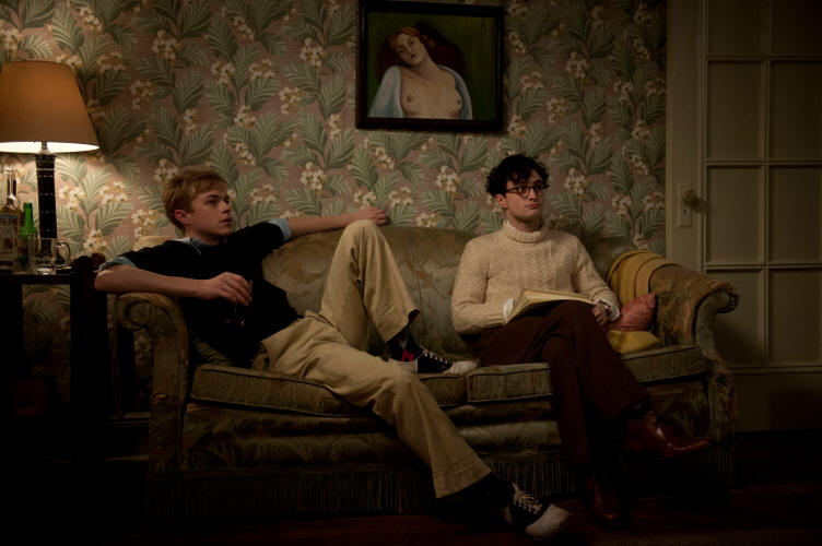 Kill your Darlings -- Still3 -- ‪‎Dane DeHaan‬ + Daniel Radcliffe‬