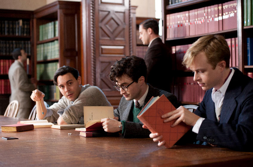 Kill your Darlings -- Still4 -- Jack Huston + Daniel Radcliffe‬ + ‪‎Dane DeHaan