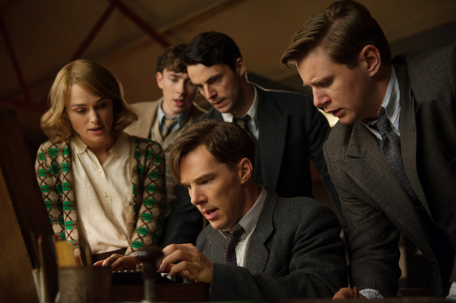 The Imitation Game -- STILL 1