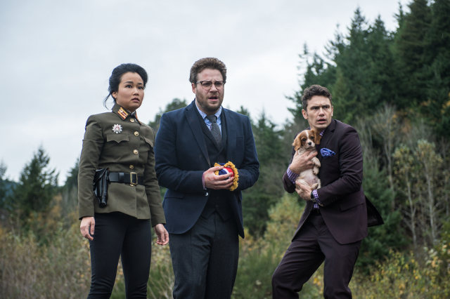 The Interview -- STILL 2