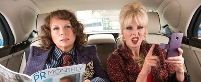 Absolutely Fabulous - Der Film | 2016 -- queer, Drag Queen, Travestie