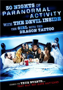 30 nights of paranormal activity with the devil inside the girl with the dragon tattoo | Film 2013 -- lesbisch, Bisexualität, Homosexualität