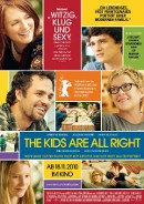The Kids are all right | Film 2010 -- lesbisch, Regenbogenfamilie, Bisexualit�t, Homophobie, Homosexualit�t