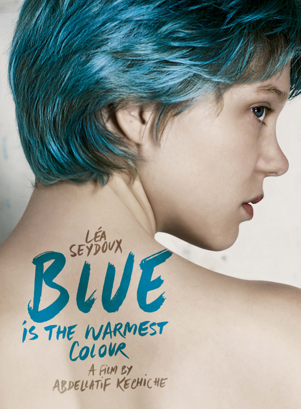 Blue ist the warmest colour