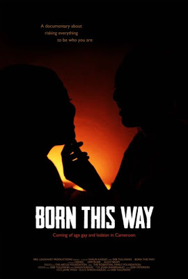 Born this way -- Poster