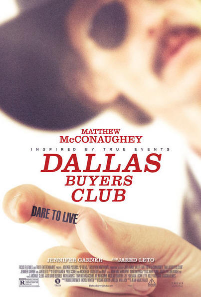 Dallas Buyers Club -- Poster