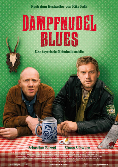 Dampfnudelblues -- Poster