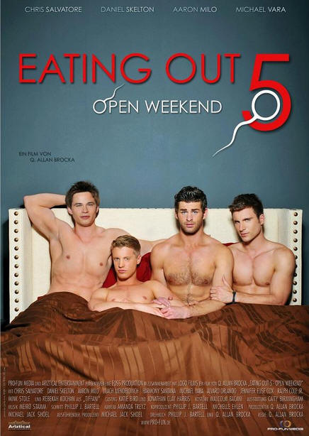 Eating Out 5 -- Poster