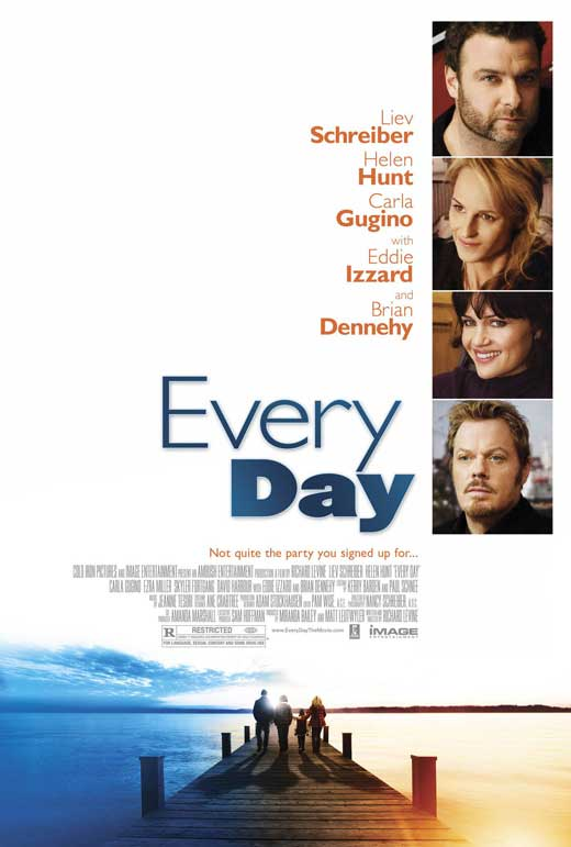 Every Day -- Poster