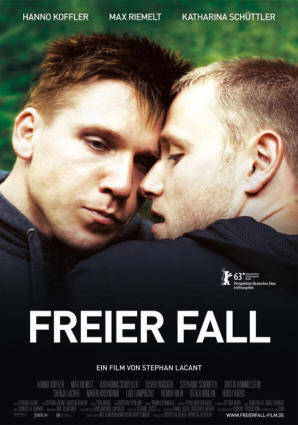 Free Fall -- Poster