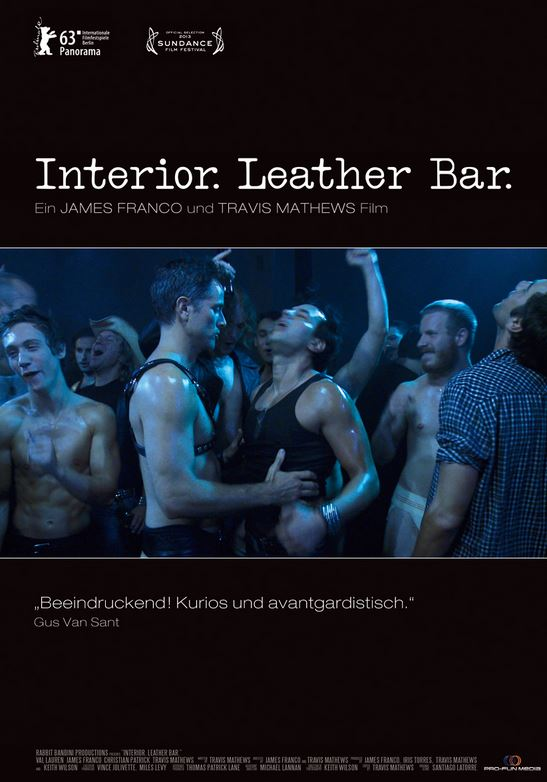 Interior. Leather Bar