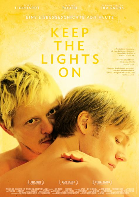 Keep the Lights on -- Poster