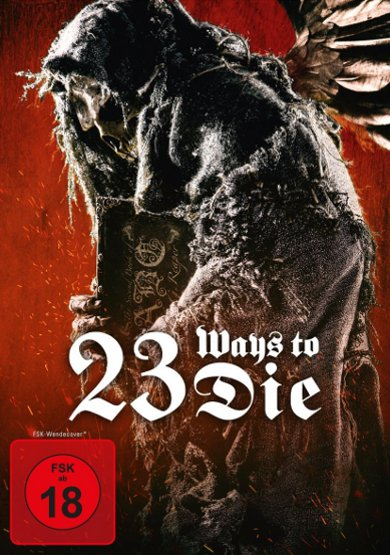 23 ways to die -- POSTER