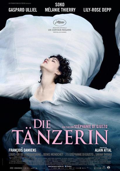 Die Tänzerin (Film 2016) | QUEERmdb - Neue Filme mit