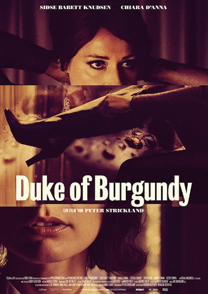 The Duke of Burgundy | Film 2014 -- POSTER