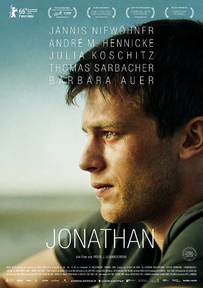 Jonathan | Film 2016 -- schwul, Bisexualit�t, Coming Out, Homophobie, Homosexualit�t -- POSTER