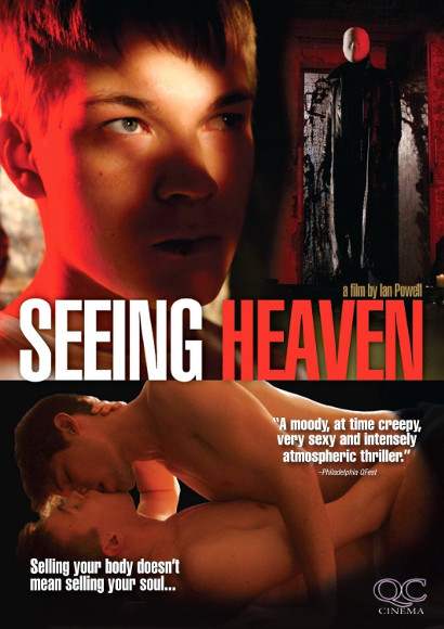 Seeing Heaven | Gay-Film 2010 -- schwul, Prostitution, Gay for pay, Gayporno, Bisexualität, Homosexualität -- POSTER