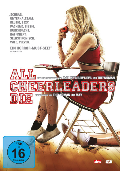All Cheerleaders Die -- POSTER