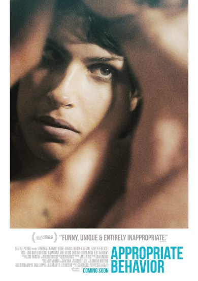 Appropriate Behavior -- POSTER