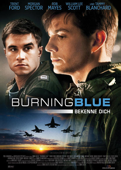 Burning Blue | Film 2013 -- schwul, bi, Coming Out