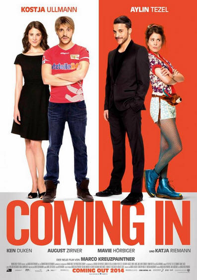 Coming In | Film 2014