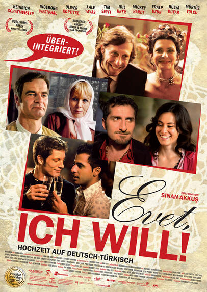 Evet ich will -- POSTER