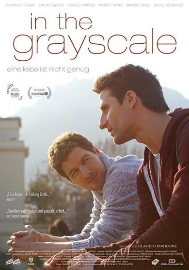 In the grayscale | Film 2015 -- schwul, Coming Out, Homophobie