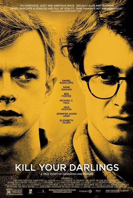Kill your darlings -- POSTER