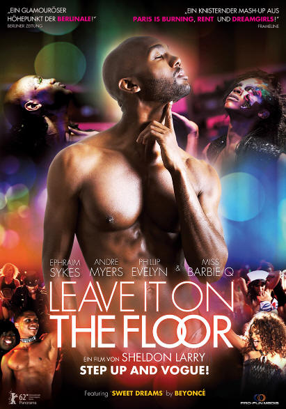 Leave it on the floor -- POSTER