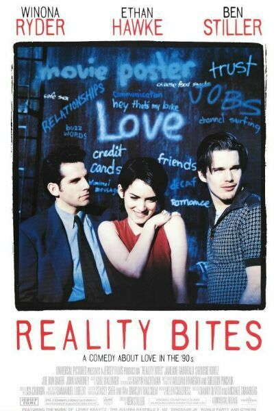 Reality Bites -- POSTER