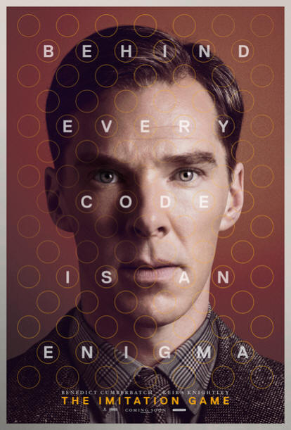 The Imitation Game -- POSTER
