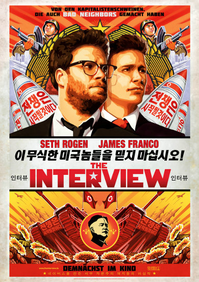 The Interview -- POSTER