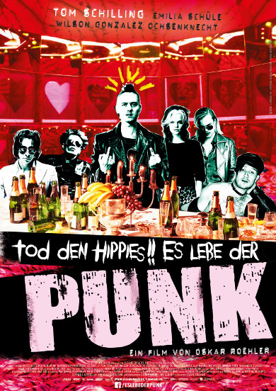 Tod den Hippies!! Es lebe der Punk! (Film 2015)