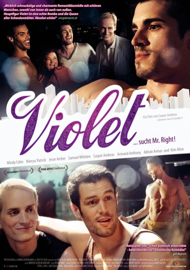 Violet sucht Mr. Right