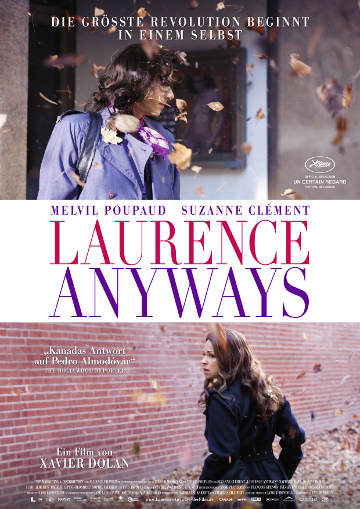 Laurence Anyways | Film 2012 -- transgender, Transphobie
