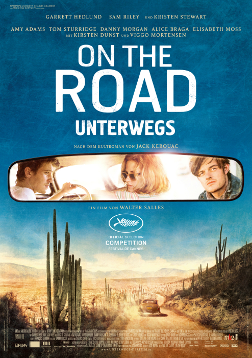 On the Road -- Poster