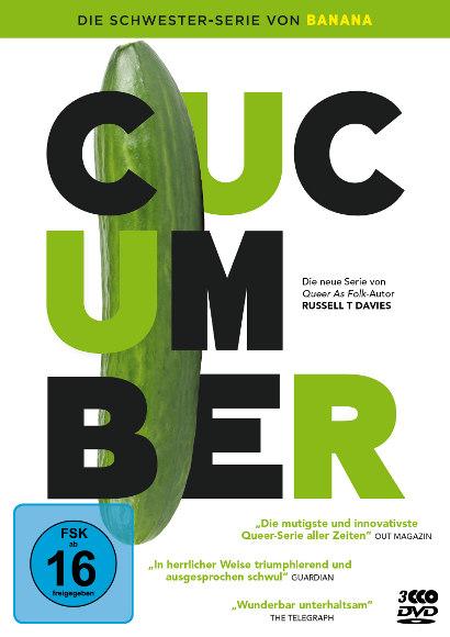 Cucumber | Serie 2015 -- schwul -- POSTER
