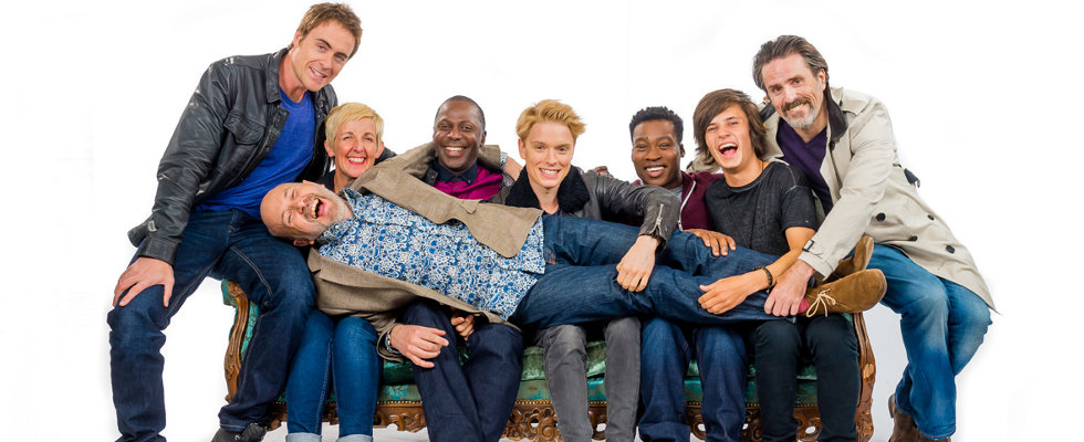 Cucumber | Series 2015 -- gay, bisexuality, homosexuality