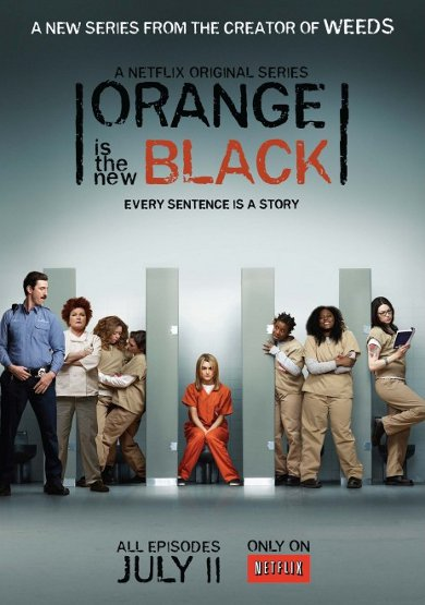 Orange Is The New Black -- POSTER