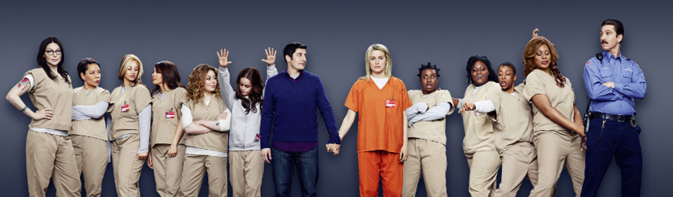 Orange is the new black -- HEAD