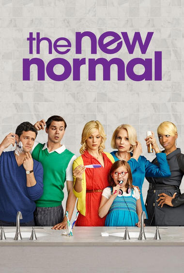 the new normal -- poster