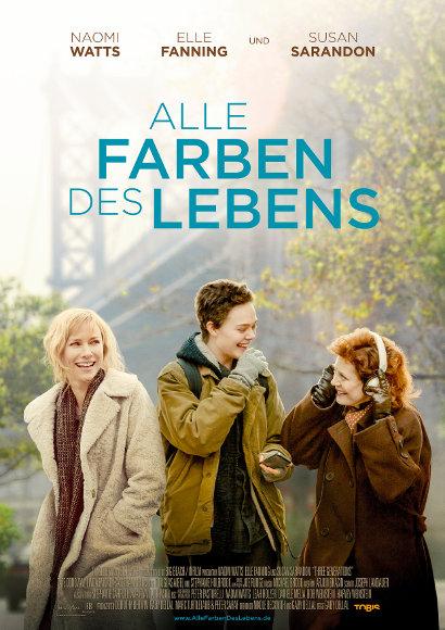 Alle Farben des Lebens | Transgenderfilm 2015 -- trans*, lesbisch, Transphobie, Transsexualität im Film -- Queer Cinema