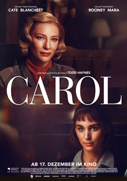 Carol | Lesbenfilm 2014 -- lesbisch, Coming Out, Bisexualität, Homosexualität, Queer Cinema, Stream, deutsch, ganzer Film