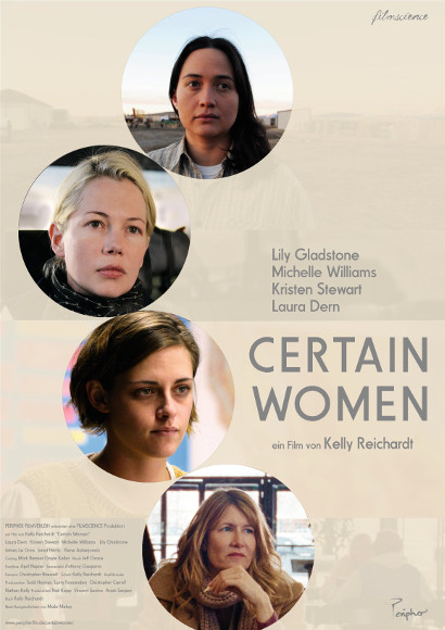 Certain Women | Lesben-Film 2016 -- lesbisch, Bisexualität, Queer Cinema, Homosexualität im Film, Kristen Stewart