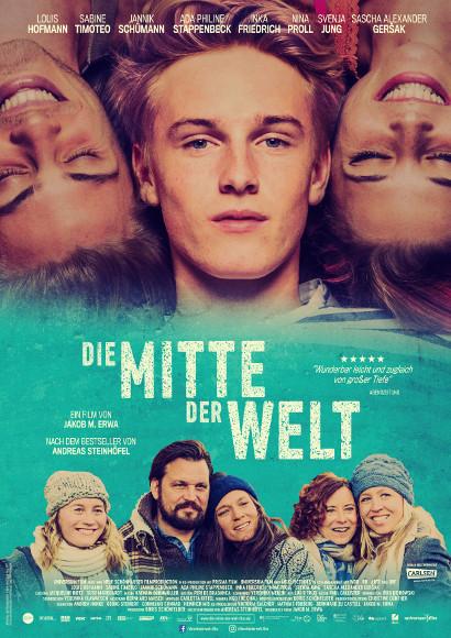 Die Mitte der Welt | Gay-Film 2016 -- schwul, Bisexualität, Homophobie, Homosexualität im Film -- Queer Cinema