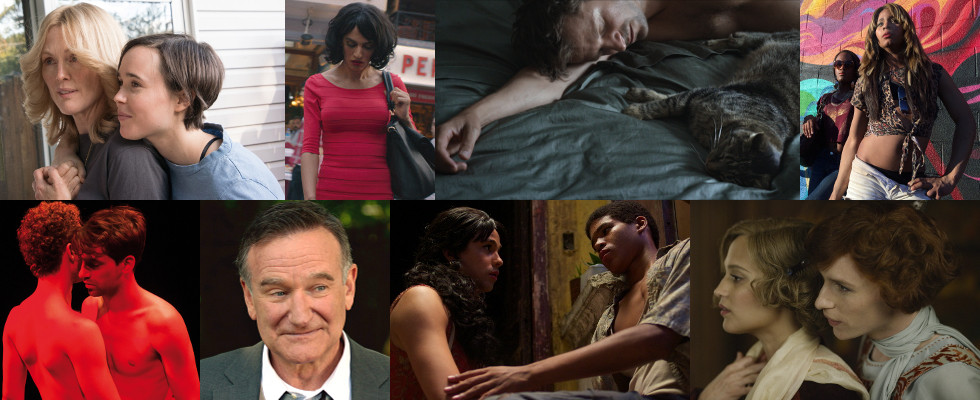 Neue Filme mit schwuler, lesbischer, bisexueller, transsexueller oder queerer Thematik im Kino -- Queer Cinema